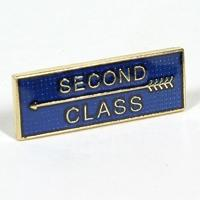 Second Class Badge