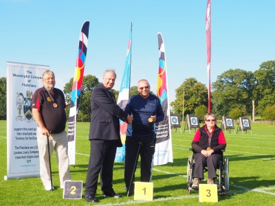 The Worshipful Company of Fletchers Disability Championships 2019