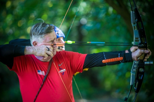 Classification Tables - Recurve Barebow