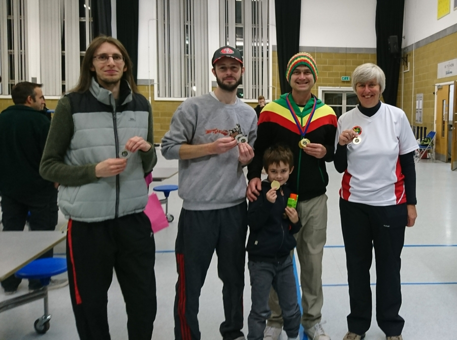 Success at Arundown's 55th Indoor Tournament